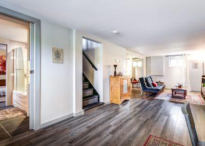 Salle familiale au sous-sol du 604 rue Diane Ste-Dorothée Laval