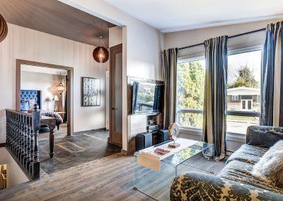 Entré et salon du 604 rue Diane Ste-Dorothée Laval