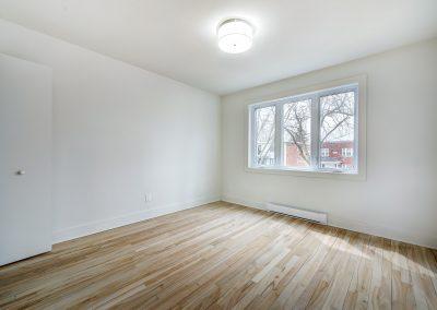 Chambre (1) 10809 rue Verville